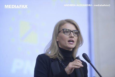 Momente de panică pentru Alina Gorghiu. Avionul în care se afla a fost întors la sol. Mesajul fostului lider liberal
