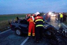 Alertă în Suceava. Cinci persoane decedate şi alte patru rănite grav în urma unui accident rutier. UPDATE