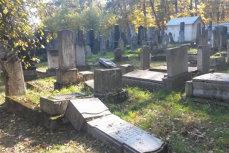 Dosar pentru doi adolescenţi care au făcut Parkour în Cimitirul Evreiesc din Reghin. Zece morminte au fost distruse