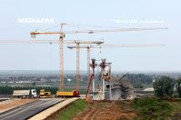 Imaginea articolului E OFICIAL! Podul din România care va intra în TOP 5 din Europa. Cine va construi CEA MAI COMPLEXĂ lucrare de infrastructură din ultimii 28 de ani. SUMA este URIAŞĂ