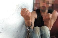 Un fost sclav în lanţuri de la Berevoeşti şi-a ucis tatăl