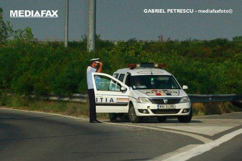 Viteze record pe autostrăzile din România. Poliţiştii au prins 38 de şoferi vitezomani în weekend