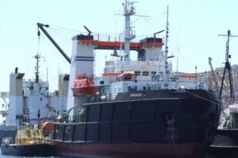 Explozie la bordul remorcherului Hercules, în Portul Constanţa