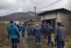 Explozie la mina Uricani. Un mort. Trei răniţi transportaţi la Spitalul de Arşi din Capitală