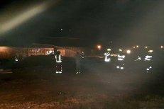 Pericol de explozie din gara Breaza a fost înlăturat: Incendiul a fost lichidat