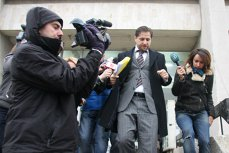 Ginerele lui Traian Băsescu a fost achitat. Sergiu Lucinschi, 3 ani cu suspendare