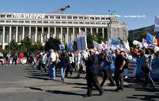 CNSLR Frăţia anunţă grevă generală. Motivul: modificările Codului fiscal. Tudose: Unele sindicate au o logică strâmbă