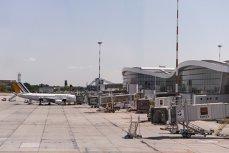 Aterizare de urgenţă pe aeroportul Otopeni