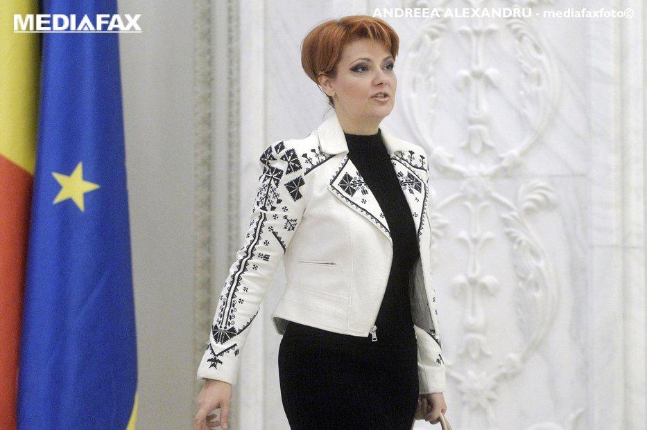 Olguţa Vasilescu, despre proteste: E manipulare. Hossu are interese la o firmă de tichete
