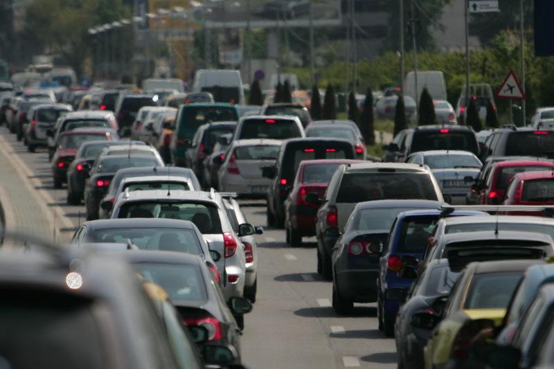 Restricţii de trafic în Capitală cu ocazia meciului România - Olanda