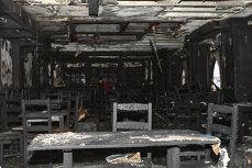 Incendiu într-un complex studenţesc din Cluj. 160 de persoane au fost evacuate