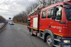 Tragedie în Constanţa. Trei persone au murit într-un accident la intrarea pe Autostrada A4