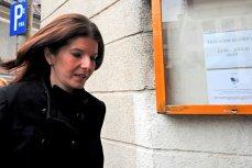 Monica Iacob Ridzi, declaraţii emoţionante la ieşirea din penitenciar. VIDEO