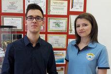Doi elevi români au obţinut punctaj maxim la bacalaureatul american. Cei doi au învăţat doar o săptămână şi au impresionat la matematică şi fizică