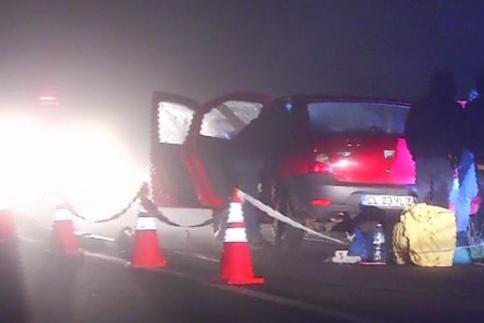 Crimă oribilă în Călăraşi. Cum a fost ucis un şofer de doi bărbaţi pe care i-a luat cu maşina la ocazie