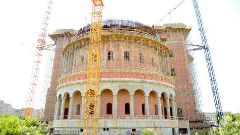 Catedrala Mântuirii Neamului primeşte încă 10 milioane de lei, de la Primăria Sectorului 1