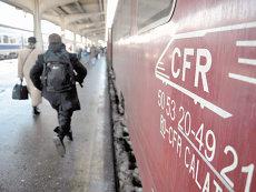 CFR suplimentează trenurile în minivacanţa de Ziua Naţională