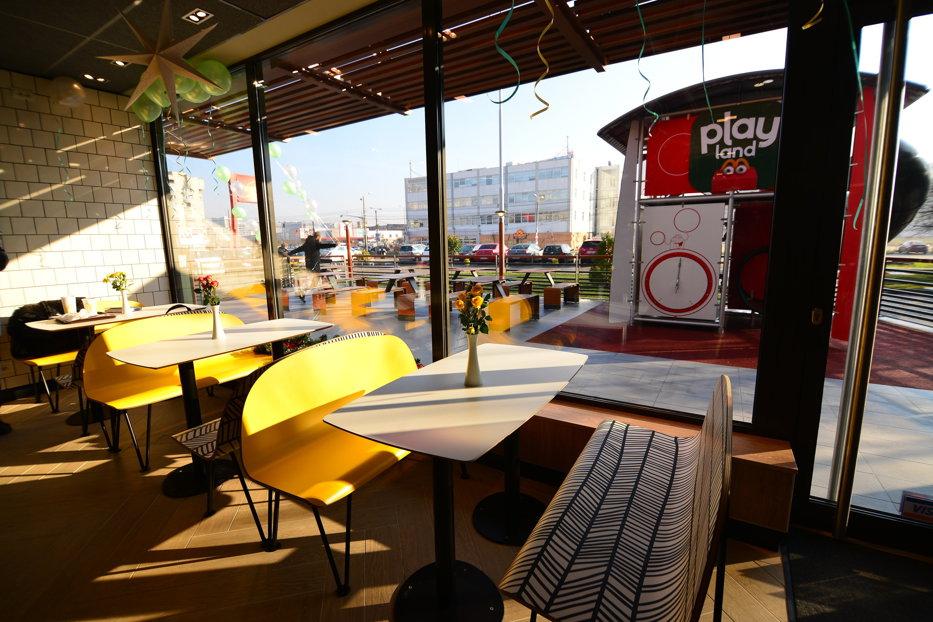 Unde s-a deschis cel mai nou McDonald's din România. FOTO