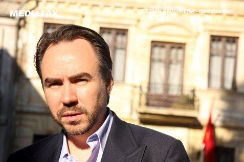 Bobby Păunescu, la ieşirea de DNA: Am venit în calitate de regizor. Fac un film. Dacă eram martor, vă spuneam