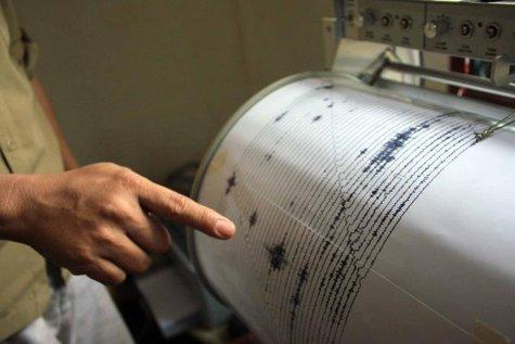 Cutremur joi dimineaţă în judeţul Buzău