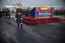 22 de familii regale, la funeraliile Regelui Mihai