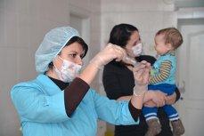 O nouă explozie a îmbolnăvirilor de rujeolă: peste 80 de noi cazuri doar în ultima săptămână