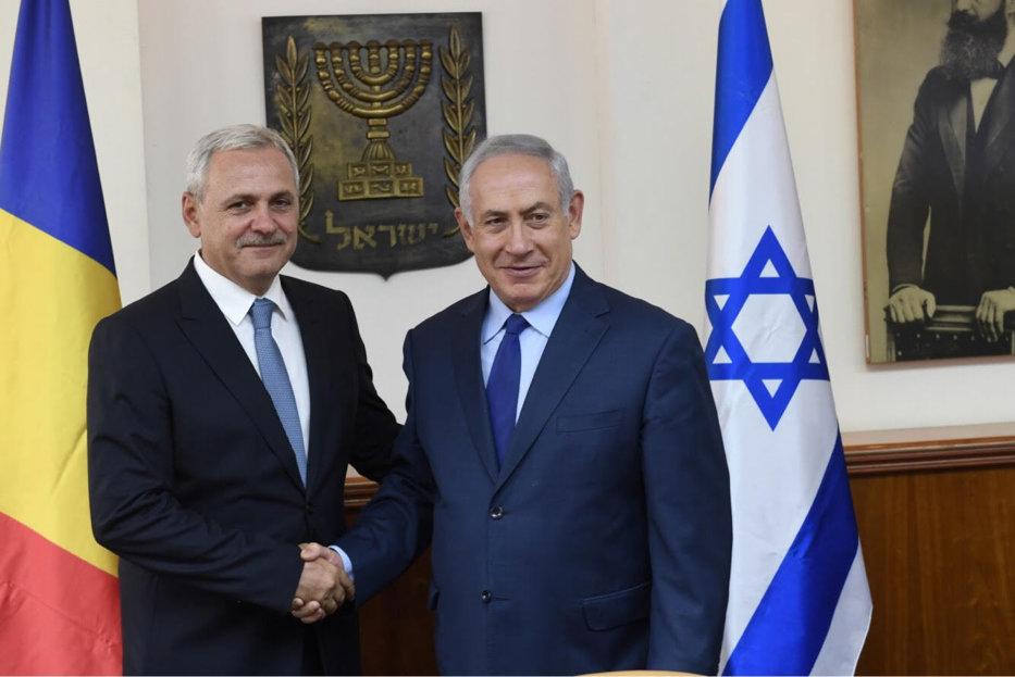 Autoritatea Palestiniană îl convoacă pe reprezentantul României, după ce  Dragnea a vorbit despre mutarea ambasadei României la Ierusalim. Şeful PSD, acuzat că încalcă o rezoluţie ONU