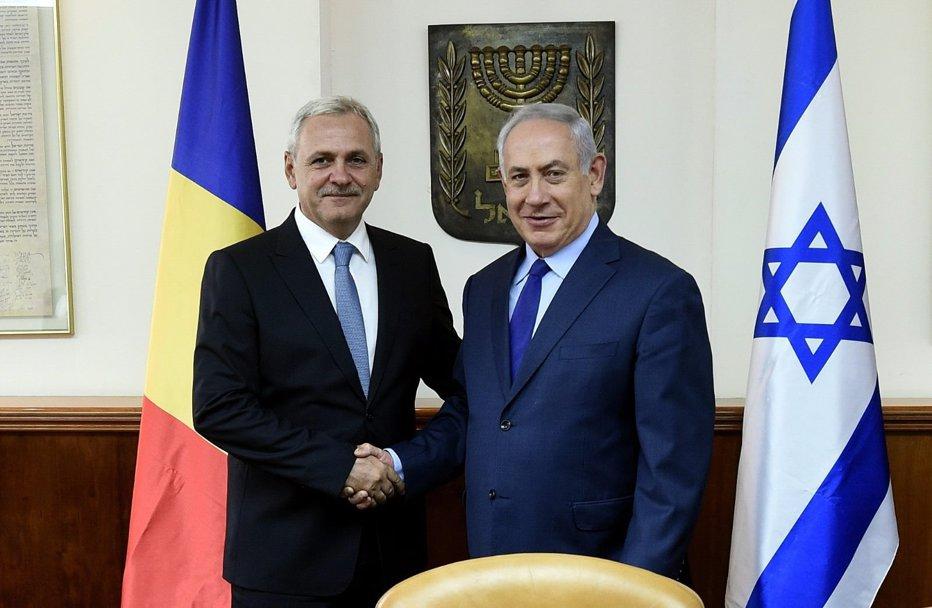 Israelul negociază intens cu România, Cehia şi Letonia pentru mutarea ambasadelor la Ierusalim