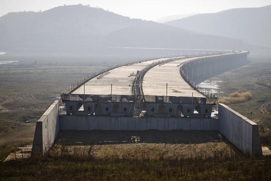 Ungaria construieşte primul tronson dintr-o nouă autostradă spre România