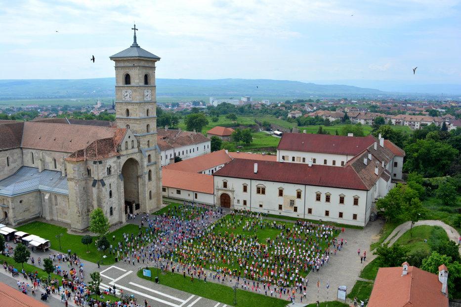 Proiectul de aproape 20 de milioane de lei gândit de autorităţile din Alba Iulia pentru a celebra Centenarul Unirii. Cum va arăta acesta. FOTO
