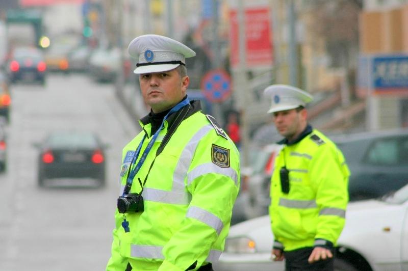 Restricţii de trafic în Capitală în ajunul Anului Nou