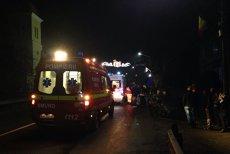 Tragedie în Bistriţa unde un un şofer beat şi fără permis a intrat cu maşina în trei grupuri de colindători. O tânără a murit. Tânărul şofer, arestat. UPDATE