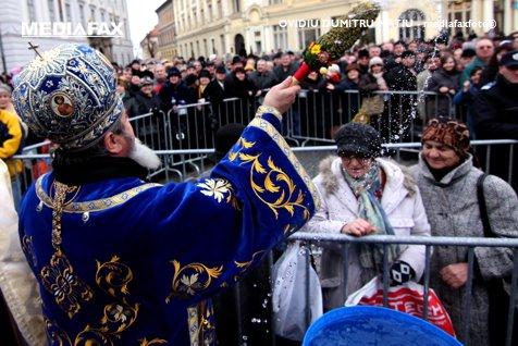 Singurul judeţ din România în care aghiasma curge la robinet