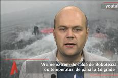Cum se descurcă autorităţile cu prima ninsoare mai puternică din 2018