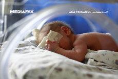A născut într-o clinică privată din România, dar la puţin timp a murit. Decizia luată de poliţişti