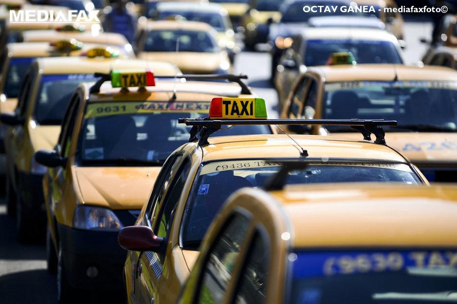 Taximetriştii, atac dur la adresa Gabrielei Firea: E un asasinat economic