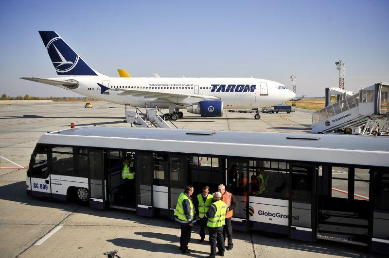 Ministerul Transporturilor trimite Corpul de Control la Compania Aeroporturi Bucureşti, după ce Aeroportul a reziliat contractul cu Romprest