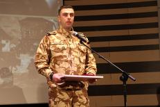 """Povestea unui militar român rănit în Afganistan demonstrează că eroi rămân eroi indiferent de circumstanţe: """"Fără să ne gândim a doua oară, vom intra în luptă şi ne vom sacrifica"""""""