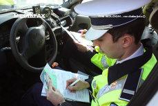 Captură record a poliţiştilor de la rutieră. Câte permise au ridicat aceştia într-o singură zi