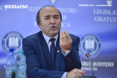 Toader, despre dezbaterea din PE despre justiţia din România: Nu s-a dorit aflarea adevarului