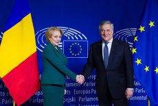 """Mesajul şefului Parlamentului European, după prima întâlnire cu premierul Dăncilă: """"Am cerut să continue lupta împotriva corupţiei"""""""