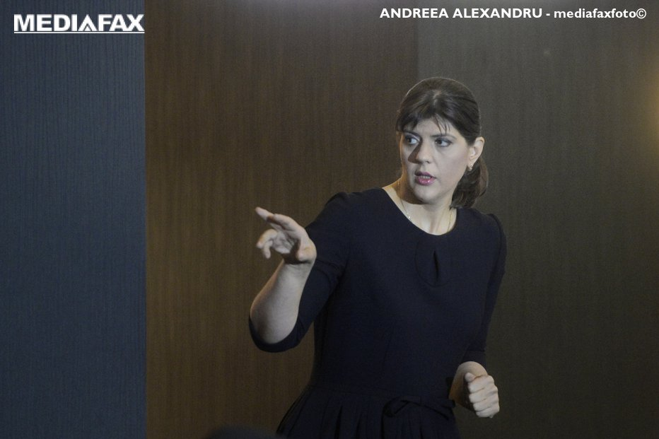 Prima reacţie a Laurei Codruţa Kovesi, după ce ministrul Justiţiei a propus revocarea sa de la şefia DNA