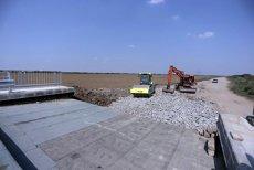 Unul dintre cel mai importante drumuri din România, lărgit la 4 benzi cu bani europeni