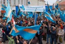 Zeci de mii de persoane, aşteptate la un miting pentru autonomia Ţinutului Secuiesc la Târgu Mureş