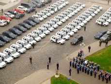 MAI pune la bătaie 20 de milioane de euro pentru reînnoirea parcului auto. Câte maşini de poliţie vrea să cumpere