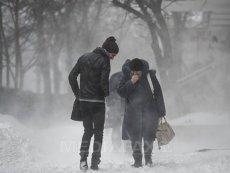 Lapoviţă, ninsoare şi polei în Capitală, toată săptămâna. Anunţul meteorologilor