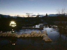 Pericol de inundaţii pe Dunăre. Trei judeţe sunt vizate de codul portocaliu