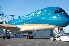 O aeronavă Vietnam Airlines, aterizare de urgenţă pe aeroportul Henri Coandă