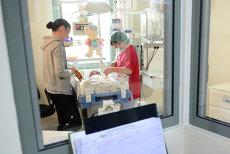 Zece bebeluşi, internaţi cu boală diareică acută la Spitalul de Boli Infecţioase din Timişoara