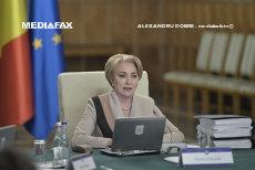 """Încă o gafă a Vioricăi Dăncilă. Premierul a vorbit astăzi despre EURO """"douăzeci - douăzeci"""""""